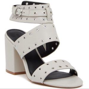 Rebecca Minkoff NWOT Heels Gray 7.5